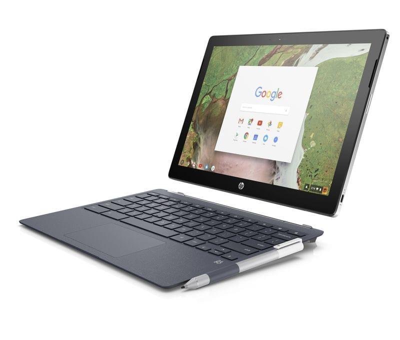 Une nouvelle tablette sous Chrome OS — HP