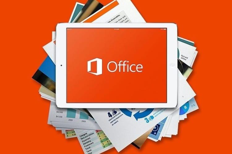 Microsoft Office s'intègre mieux dans Fichiers