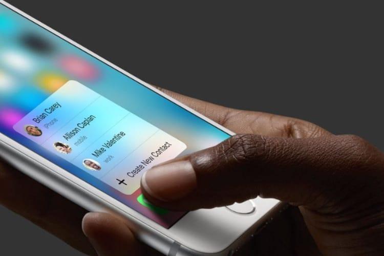 Sur les iPhone 8 et 8 Plus, iOS 11.3 bloque les écrans tactiles des réparateurs tiers