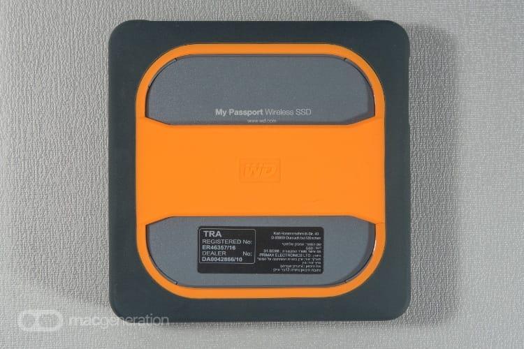 Western Digital My Passport Wireless SSD : un disque sans-fil…mais aussi un lecteur de cartes SD et une batterie d'appoint