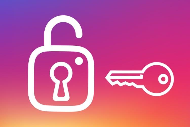 Instagram : un outil officiel pour récupérer les données de son compte
