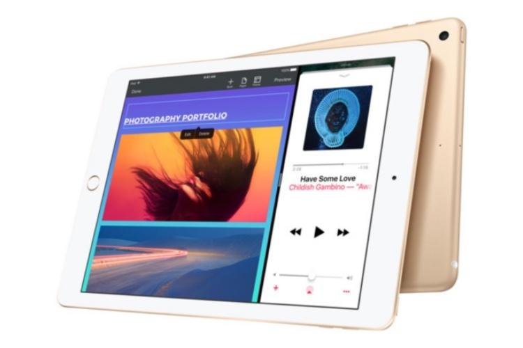 """Des iPad 9,7"""" 2017 déstockés à 299€"""