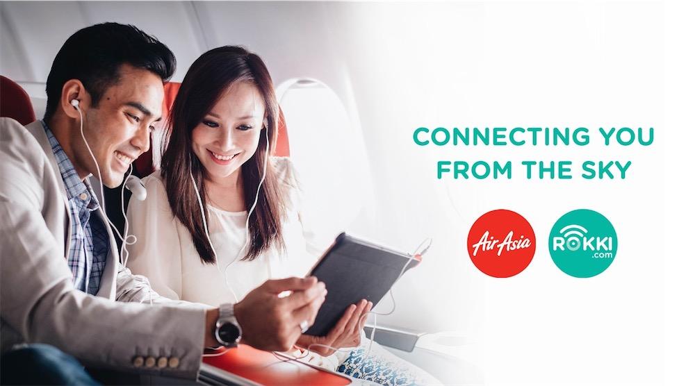 L'internet haut débit à bord des avions européens