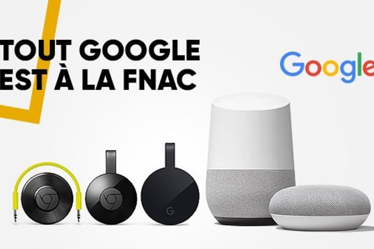 Google et Fnac Darty s'allient contre Amazon