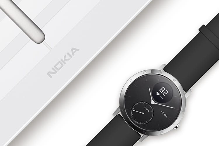 Nest pourrait s'offrir Nokia Health, ex-Withings