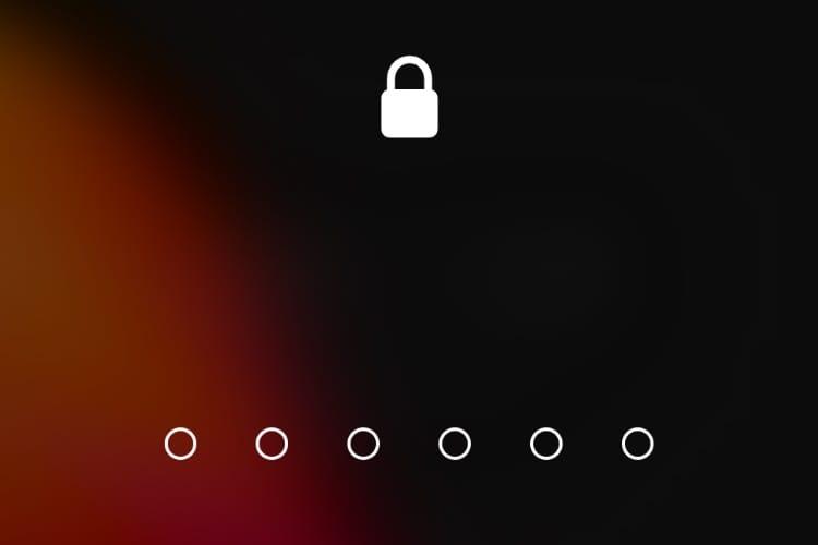 Il faut un peu plus de 11 heures pour craquer un code d'iPhone à 6 chiffres