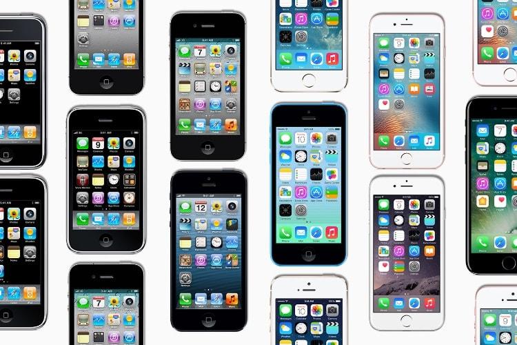 Des iPhone inconnus au bataillon homologués dès à présent
