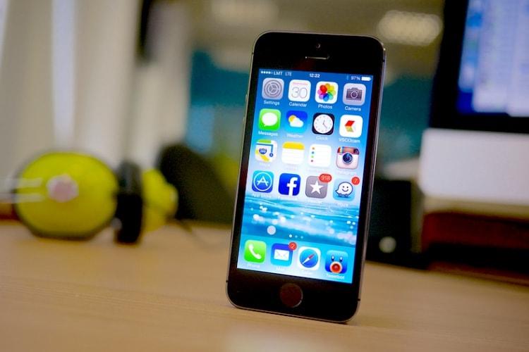 iOS 12 tourne sur le simulateur de l'iPhone 5s