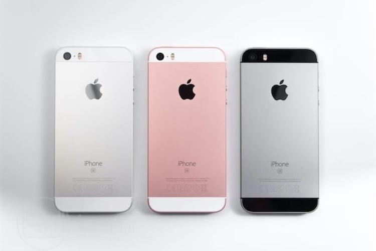 Un nouvel iPhone SE sans prise jack en mai?