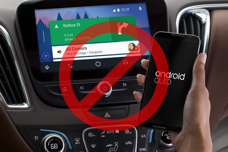 Toyota ne veut pas d'Android Auto dans ses voitures