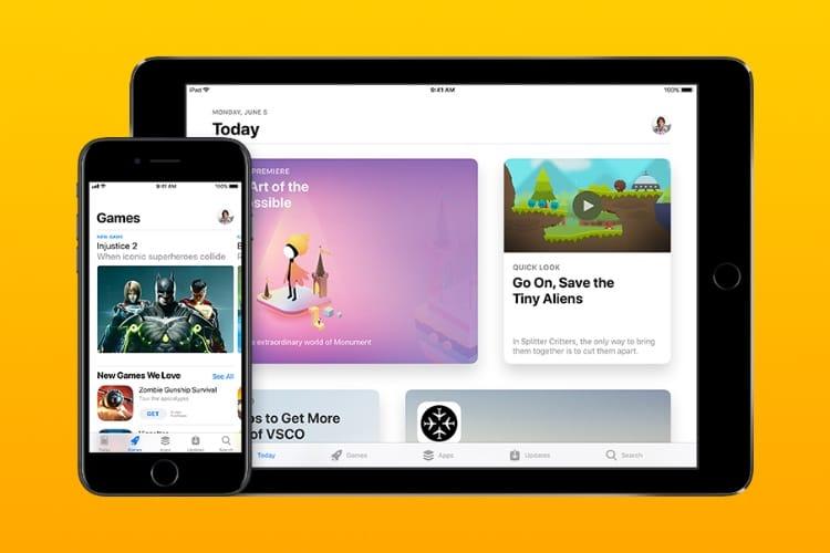 Troisième bêta pour iOS 11.4 et tvOS 11.4