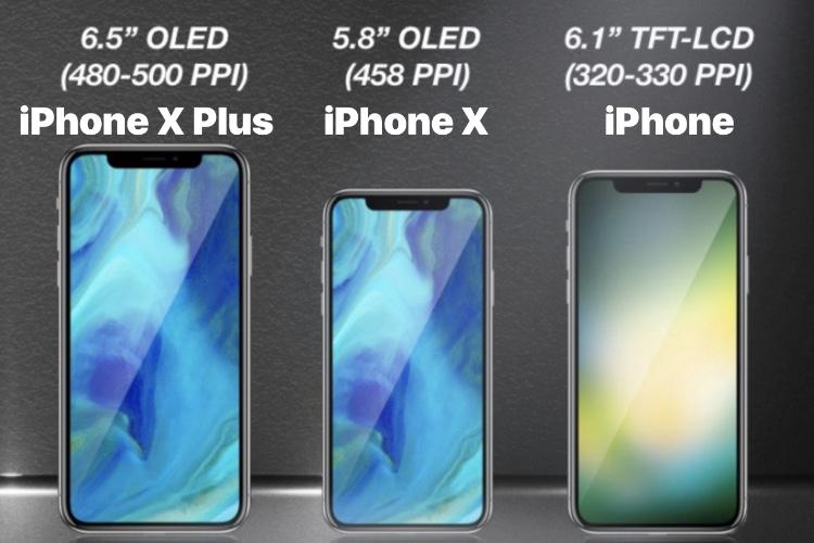 Apple pourrait abandonner les numéros pour les futurs iPhone