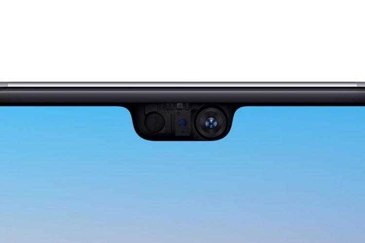 Huawei n'a pas eu le courage d'utiliser une encoche avant les autres