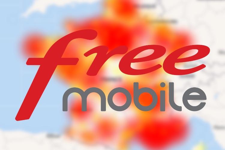 FreeMobile en panne pour de nombreux utilisateurs