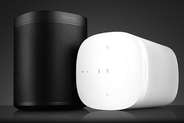 Sonos liste ses enceintes compatibles AirPlay 2