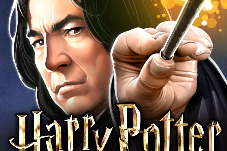 HARRY POTTER Secret à Poudlard est disponible, avec ses achats in-app