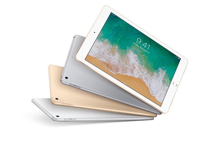 """Déstockage : des iPad 2017 9,7"""" à 250 €"""