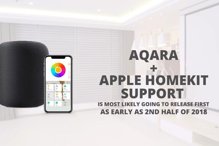 Domotique: les produits Aqara (Xiaomi) bientôt compatibles HomeKit
