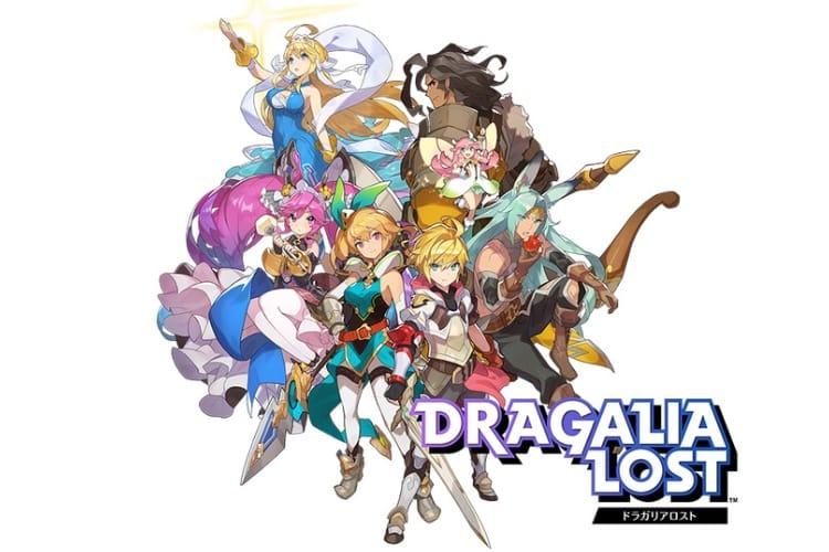 Dragalia Lost, un tout nouveau jeu signé Nintendo pour iOS et Android