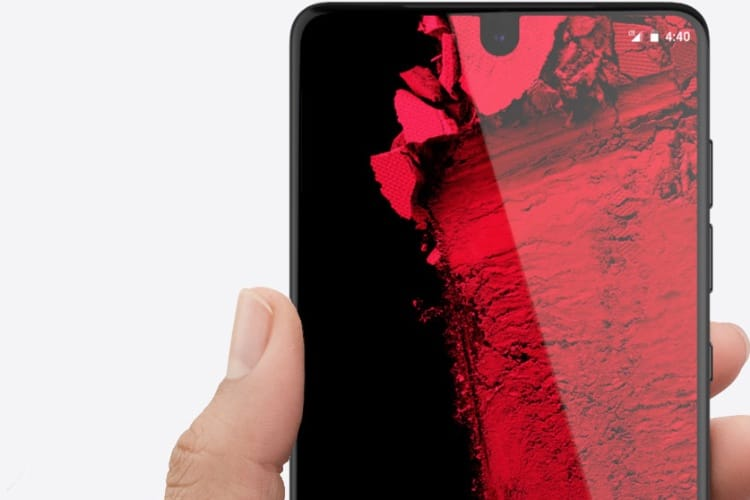 Essential : le smartphone d'Andy Rubin commercialisé en France
