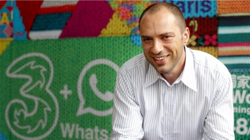 Jan Koum, co-fondateur de WhatsApp, quitte Facebook