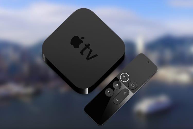 Apple TV : de jolis économiseurs d'écran au petit bonheur la chance