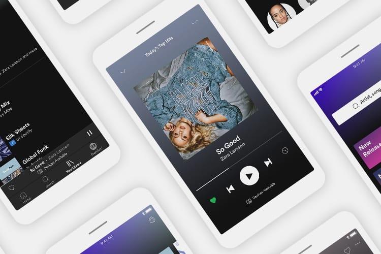 Spotify gagne des abonnés payants mais perd de l'argent au premier trimestre
