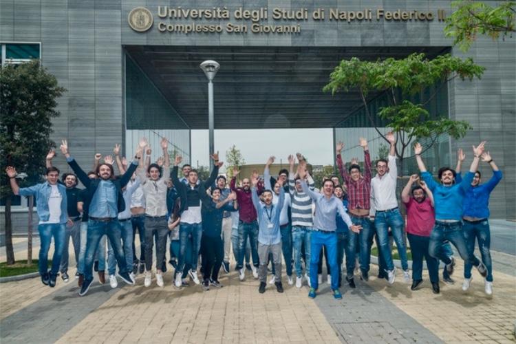 L'Apple Developer Academy de Naplesveut des étudiant(e)sfrançais(e)s