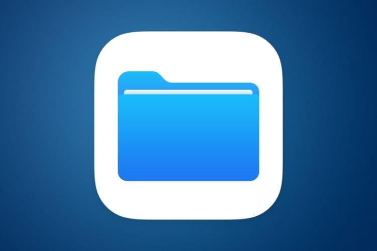 """iOS 13 """"Yukon"""" : une application Fichiers beaucoup plus souple et puissante en préparation"""
