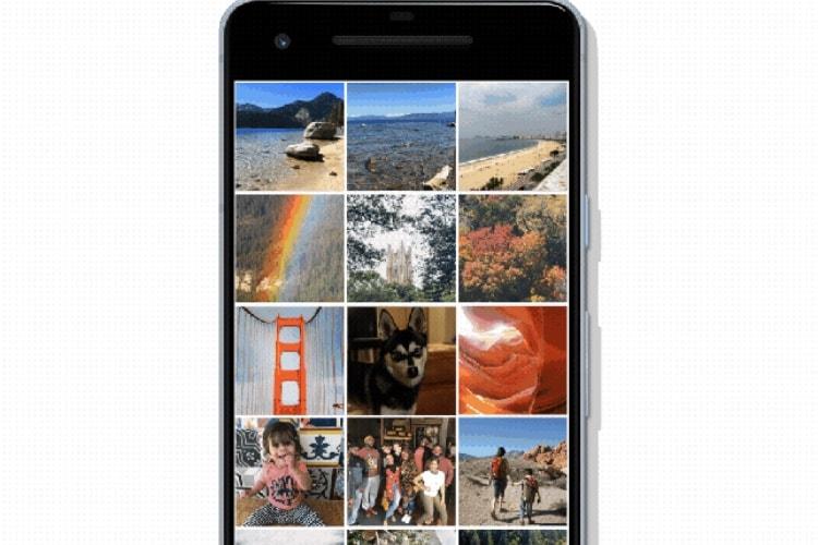 Google Photos va gagner de nouvelles fonctions intelligentes