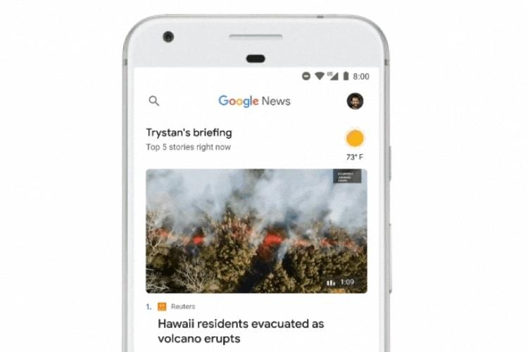 Google News se met à la page et intègre de nouveaux services