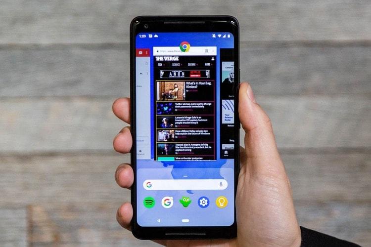 Android P: des gestes à la iPhone X, de l'intelligence et de l'hygiène numérique