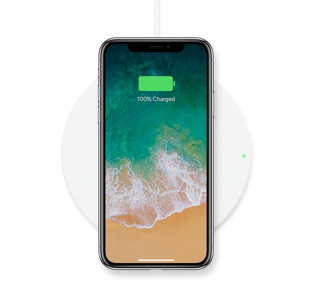 belkin baisse aussi le prix de son chargeur sans fil pour iphone x et 8 igeneration. Black Bedroom Furniture Sets. Home Design Ideas