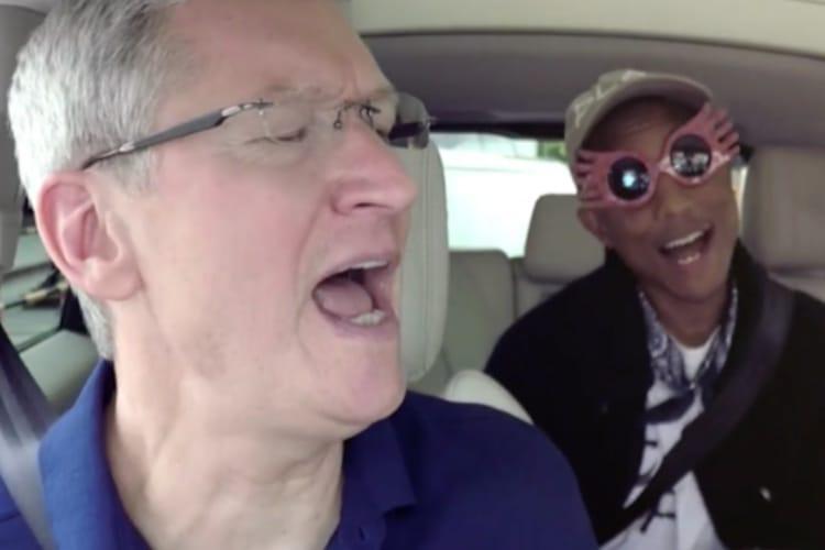 Apple prolonge Carpool Karaoke pour une troisième saison