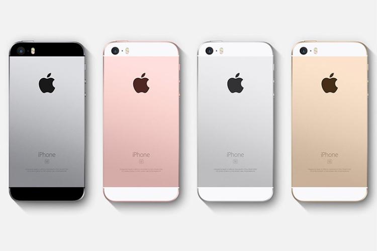 L'iPhone SE 2 pourrait être très grand et arriver à l'automne