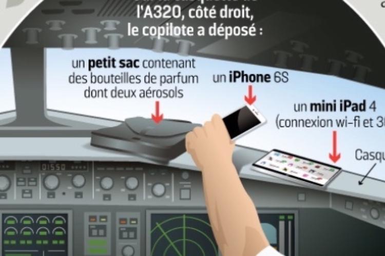 Apple et EgyptAir accusées par des familles de victimes du vol EgyptAirMS804