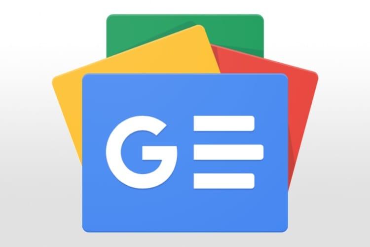 Le nouveau Google Actualités est disponible sur l'App Store