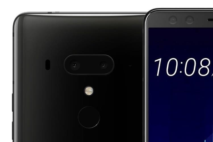 Pas d'encoche pour le U12+, le prochain smartphone à presser de HTC