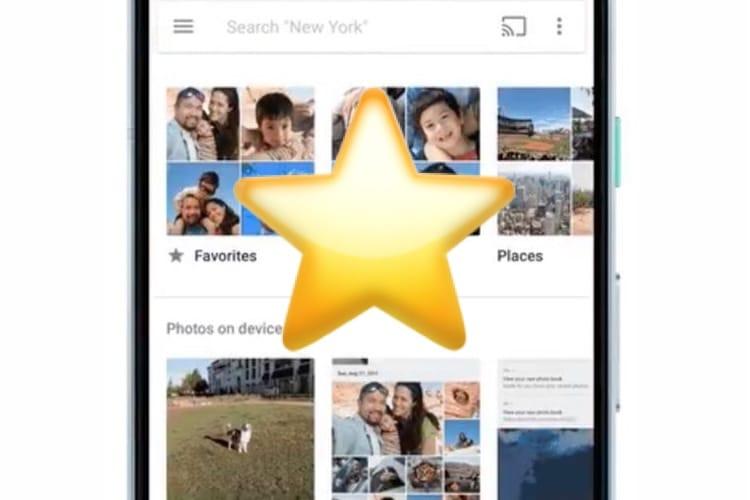 Google Photos va enfin permettre de sélectionner ses photos préférées
