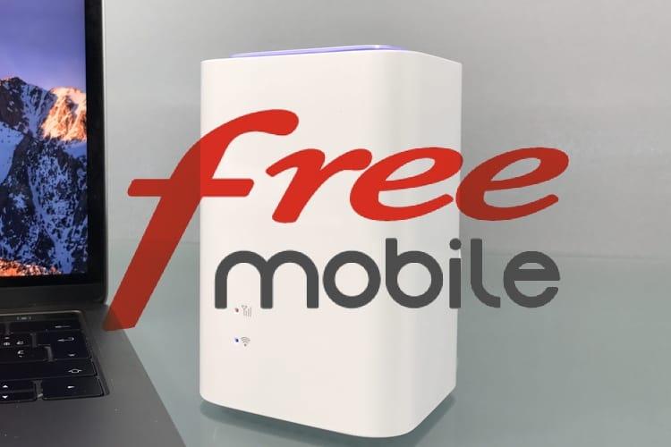 Vous avez désormais le droit d'utiliser une clé 4G chez Free Mobile