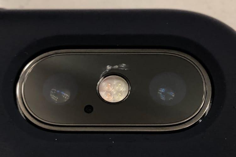 iPhoneX: la protection de l'appareil photo est-elle trop fragile?