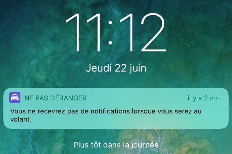Brevet : Siri prend les coups de fil en voiture