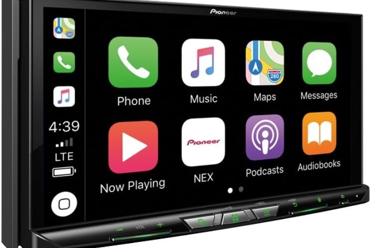 Pioneer rejoint le club très sélectif de CarPlay sans fil
