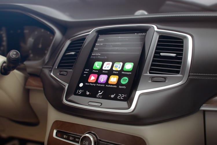 CarPlay au volant de plus en plus de véhicules