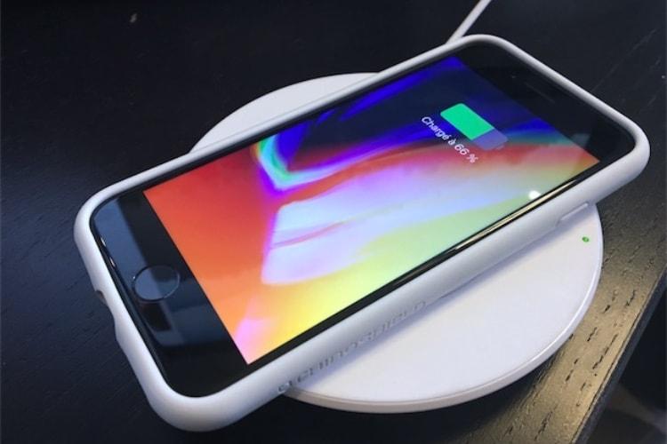 iPhone 8 ou X: vous avez moyennement adopté la recharge sans fil