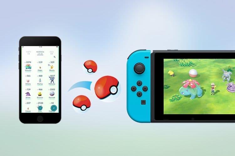 Trois nouveaux jeux Pokémon qui vont de la Switch à l'iPhone