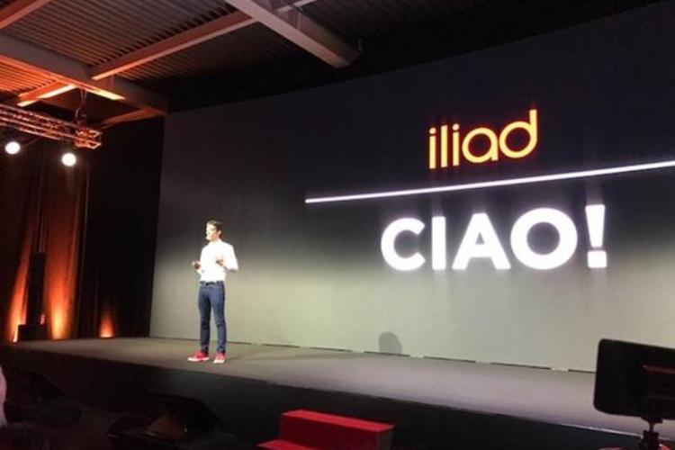 Iliad en Italie, un indice du prochain forfait de Free Mobile?