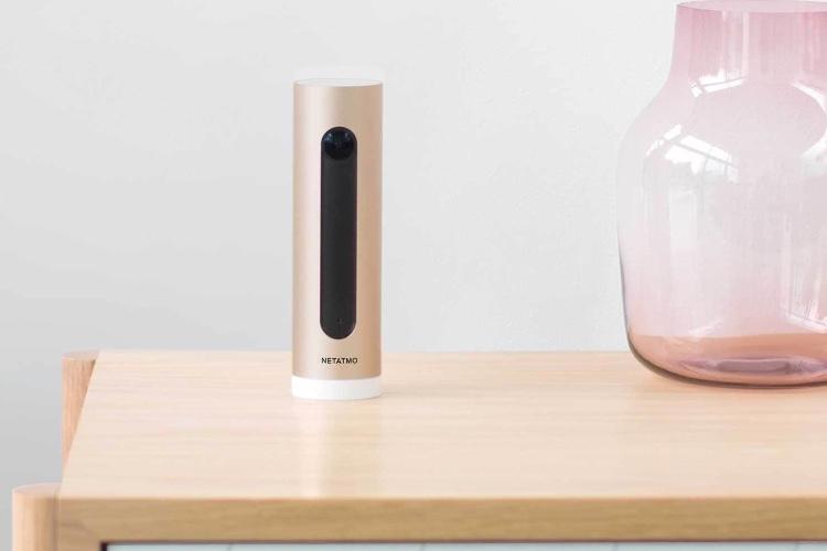 Les caméras Netatmo compatibles Google Home, HomeKit attendu cetété