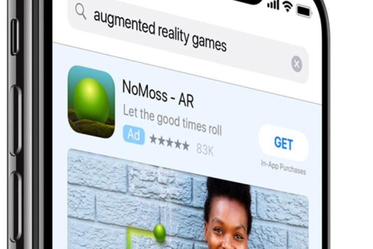 """Apple utiliserait les """"Search Ads"""" à travers des apps et plus seulementl'AppStore"""