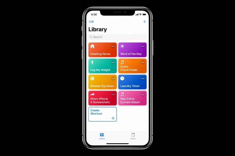 iOS 12 : Siri va prendre des raccourcis vers les applications